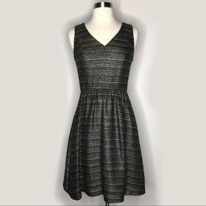 Anthro Moulinette Soeurs Glissade Tweed Dress